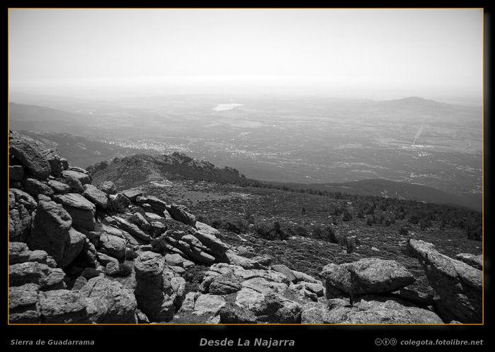 Vistas desde La Najarra