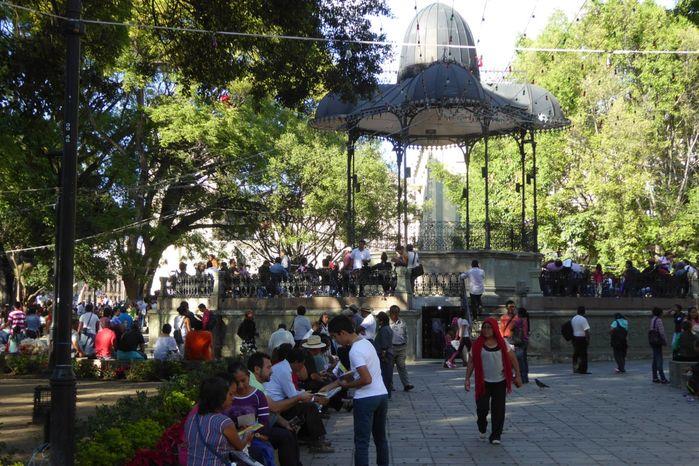Paseando por Oaxaca (de Juárez)