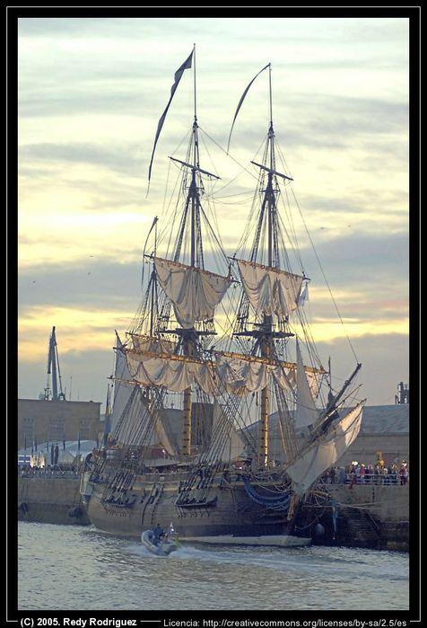 El Gotheborg III