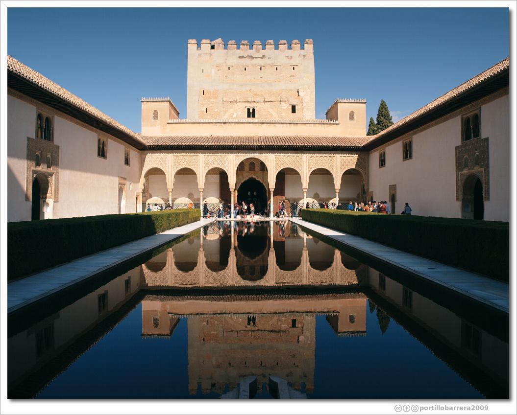 3 2 4 palacio de comares alhambra viajarbaratoportucuenta - Banos arabes palacio de comares ...